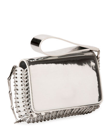 14#01 Mini Mirror Flap Bag
