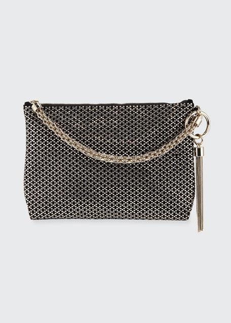 Callie Iam Crystal Shoulder Bag