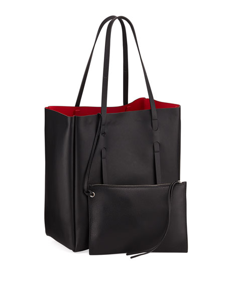 Everyday Small Reversible Leather Tote Bag