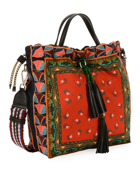 Etro Sac Duchesse Shopping Tote Bag