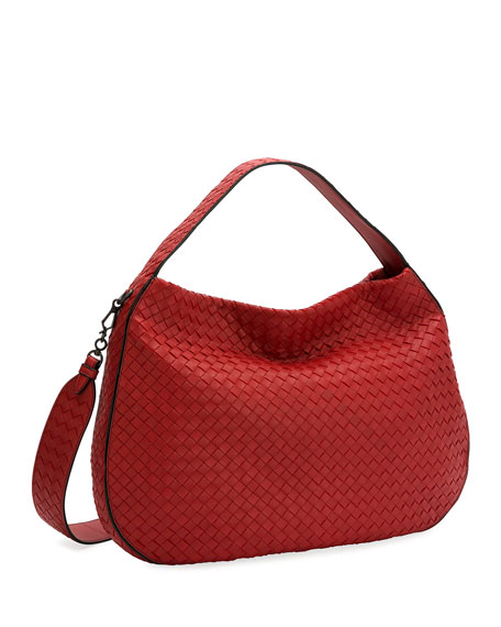 edab33116c87 Bottega Veneta Large City Veneta Hobo Bag