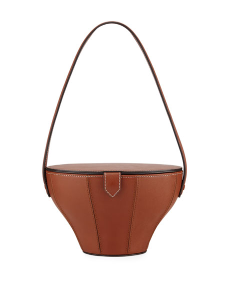 Alice Leather Top Handle Bag