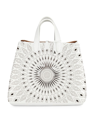 Friday Large Lux Ceramique Tote Bag