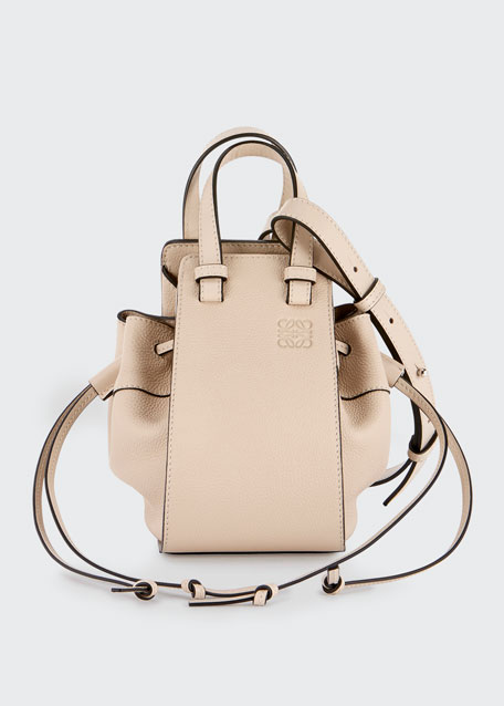 Hammock Mini Classic Shoulder Bag, Beige