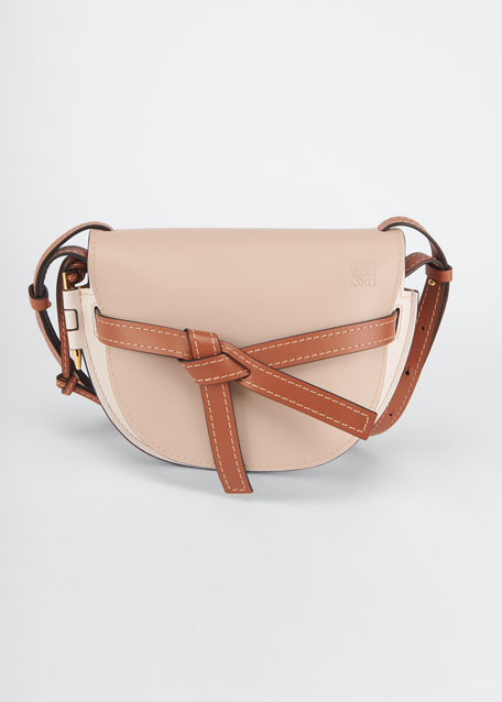 Loewe Gate Small Colorblock Shoulder Bag