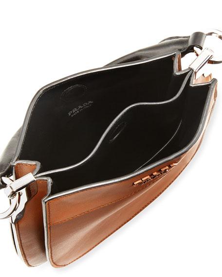c86a8fda62a0 Prada Small Prada Margit Shoulder Bag