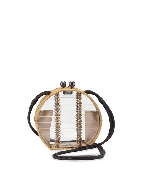 Acrylic Jabuticaba Crossbody Bag