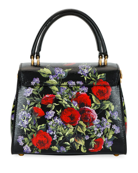 Welcome Palmellato Floral Handbag