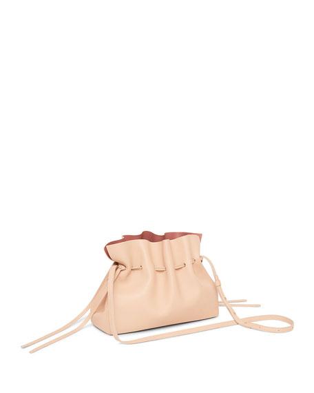 Protea Leather Bucket Bag
