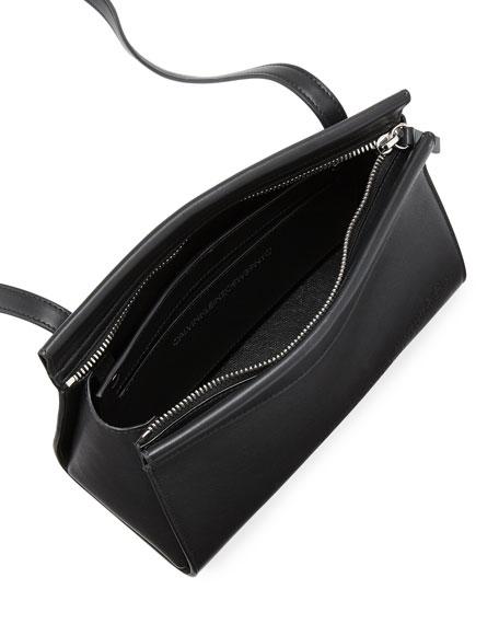 Top Zip Luxe Crossbody Bag