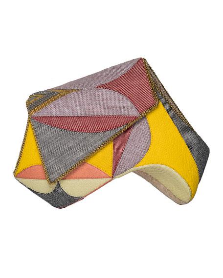 Rumble Fish Clutch Bag