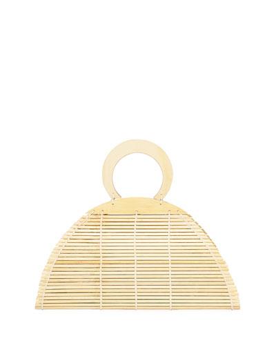 Bamboo Ally Top-Handle Bag