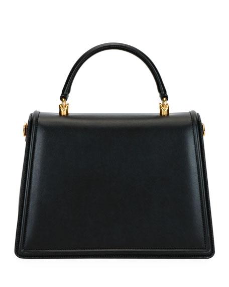 Devotion Leather Shoulder Bag