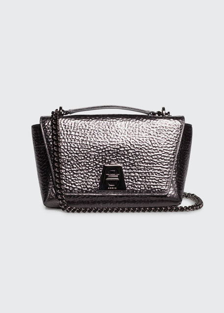 Anouk Small Day Leather Crossbody Bag