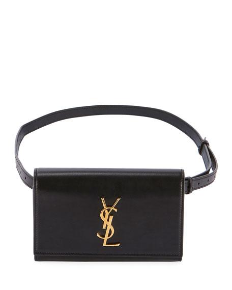 Kate Calfskin Leather Belt Bag