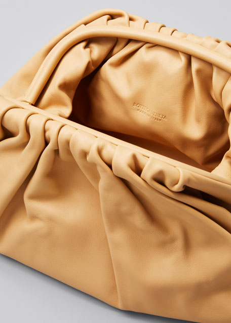 The Pouch Bag in Butter Calf Leather