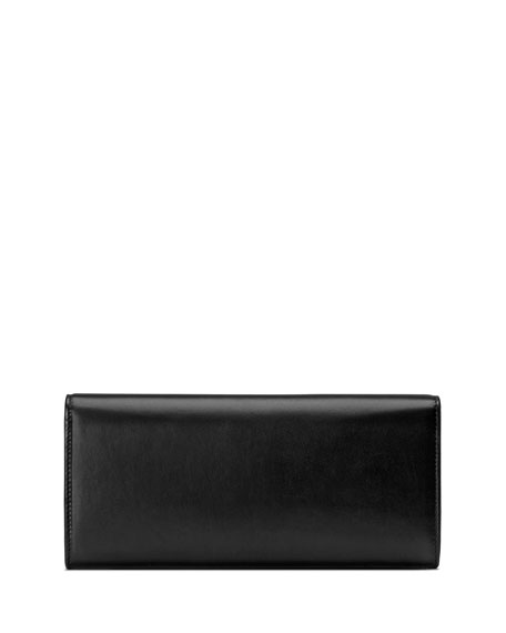 Broadway Napa Leather Clutch Bag