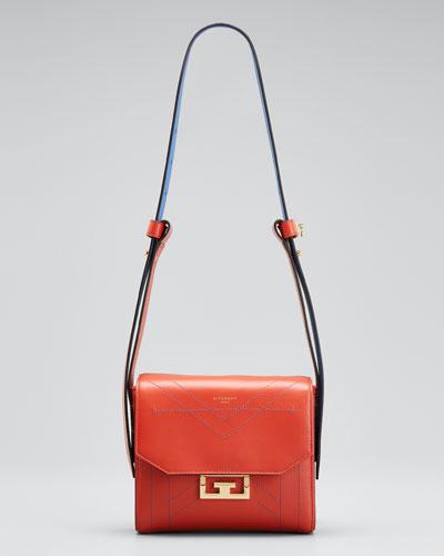 Eden Small Smooth Shoulder Bag