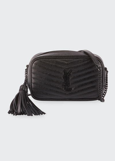 Monogram Mini Camera Crossbody Bag