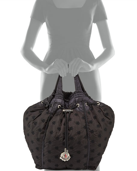 Parachute Down-Fill Tote Bag