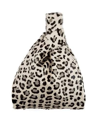 Leopard Furrissima Tote Bag