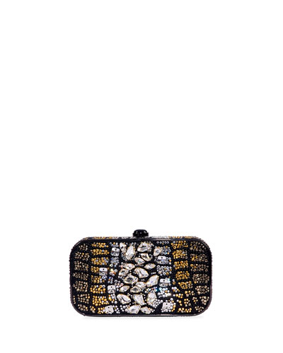 Stone Beaded Clutch Bag