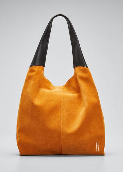 Grand Shopper Colorblock Tote Bag