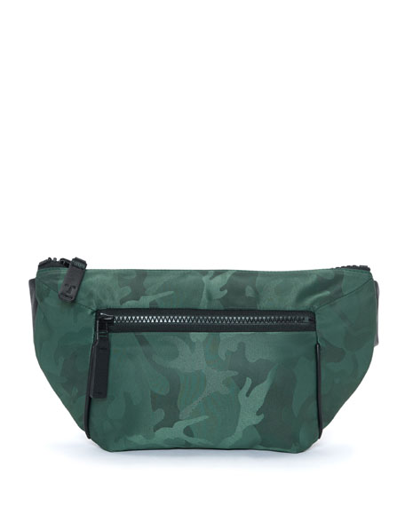 Bum Camo-Print Belt Bag