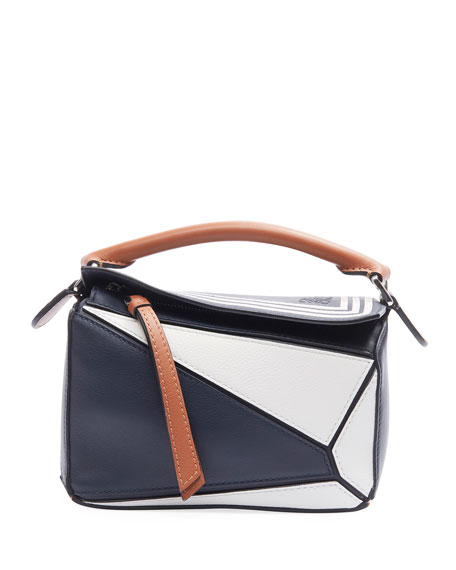 Puzzle Sailor Mini Classic Satchel Bag