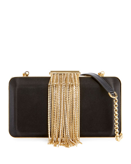 Image 1 of 1: Evening Minaudiere Clutch Bag