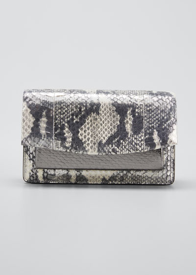 Eden Mini Elaphe Crossbody Bag