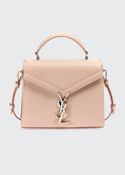 Cassandre Mini Grain de Poudre Top-Handle Bag