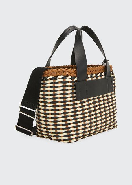 Intreccio Woven Tote Bag