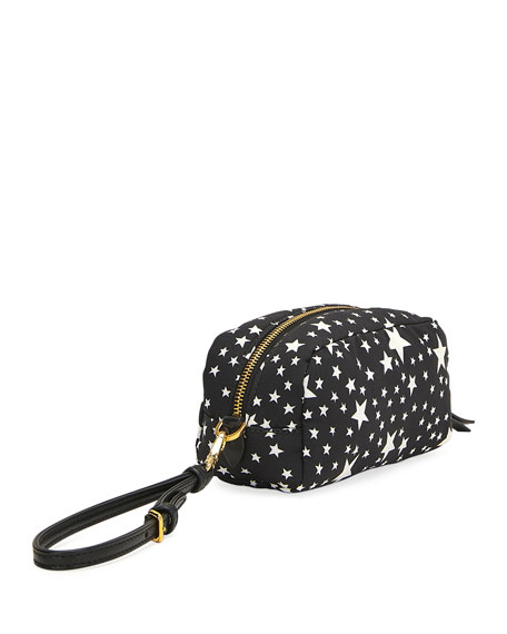 Faille Stelle Cosmetic Case Bag