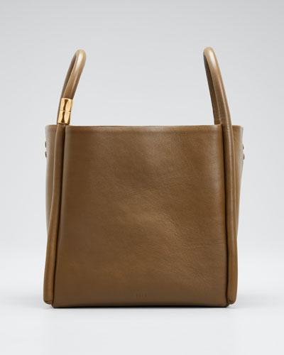 Lotus 28 Satchel Tote Bag
