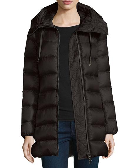 moncler suyen padded coat