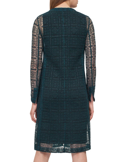 Hadil Lace Long Jacket, Goodwood