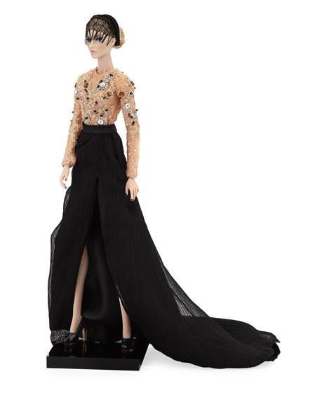 Jason Wu 10th Anniversary Collection Doll with Long Skirt