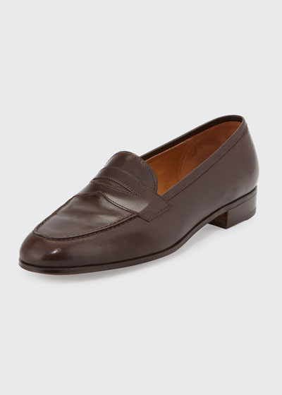 CALF PENNY LOAFER AS HAD