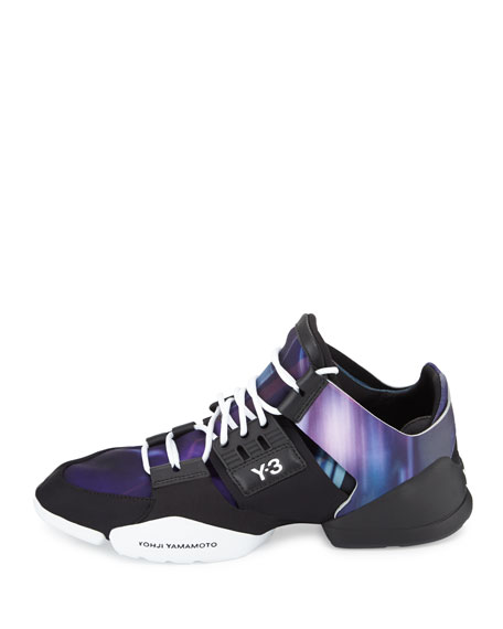 reputable site 046f7 1f83a Y-3 Kanja Stretch Sneakers