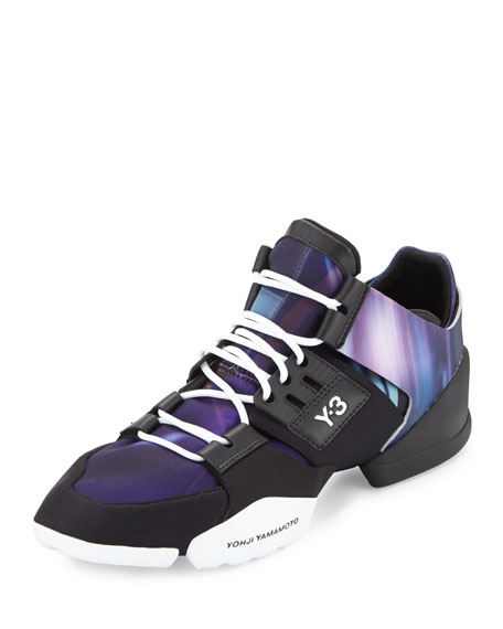 a686539885d1a Y-3 Y-3 Kanja Stretch Sneakers