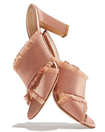 The Satin Shoe