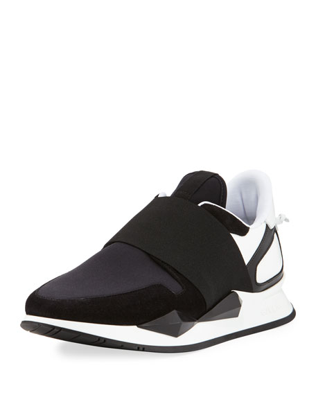 Givenchy Slip-On Elastic Sneakers 24ea92c2db