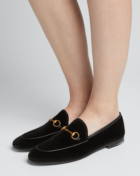 New Jordaan Velvet Loafer