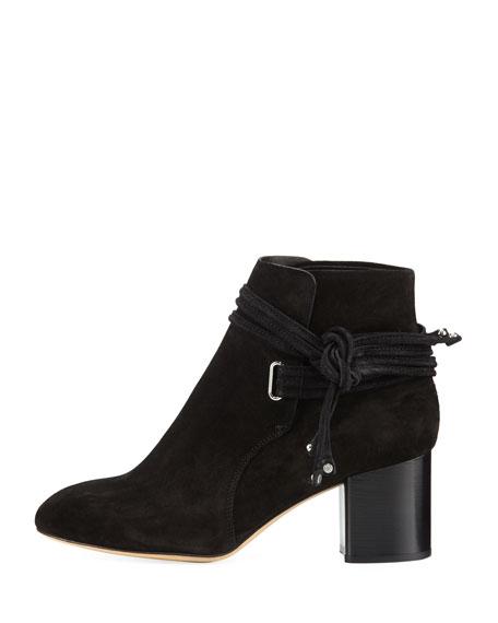 Dalia II Suede Tie Boot