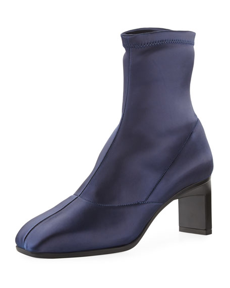 Stretch-Satin 60mm Boot