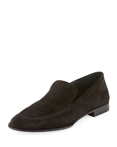 Alix Suede Loafer