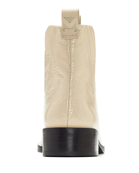 Xandra Leather Chelsea Boot