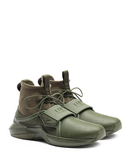Fenty Puma by Rihanna The Trainer Hi by