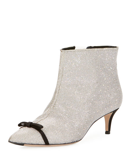 glitter heel sneakers - White Marco De Vincenzo staEAQbTM